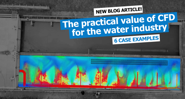 Cover image blog article CFD applications water industry
